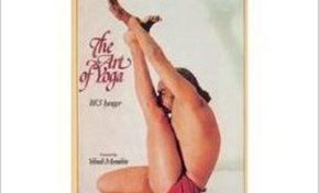 Thumb art of yoga by iyengar