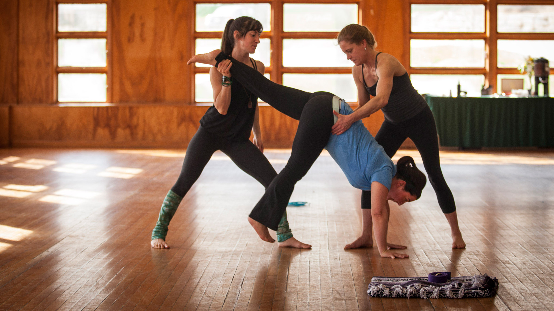 Sara strother yoga main
