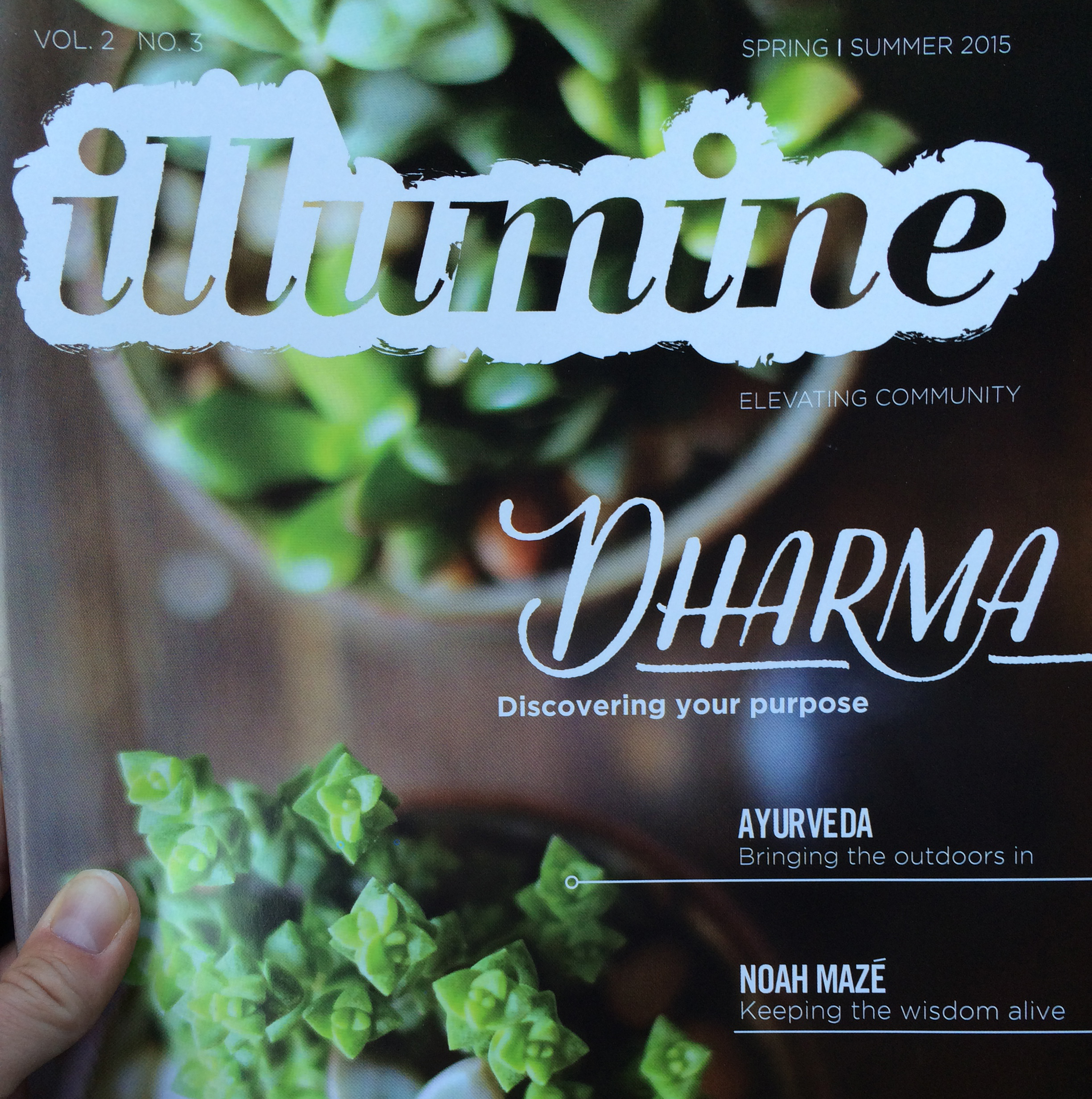 Illumine cover shot