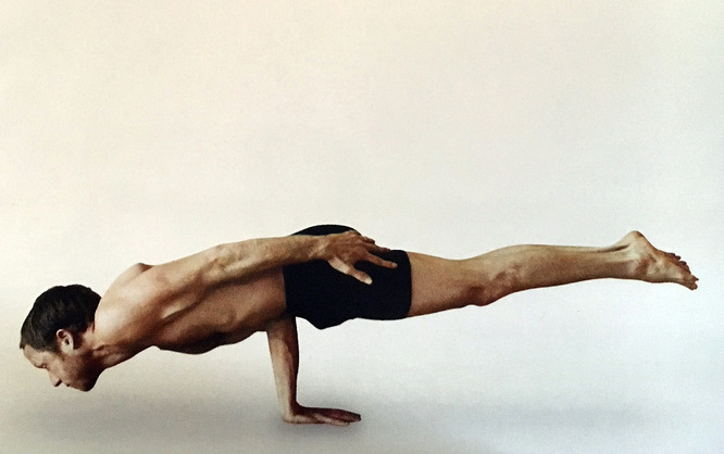 Medium darrenekahastamayurasana